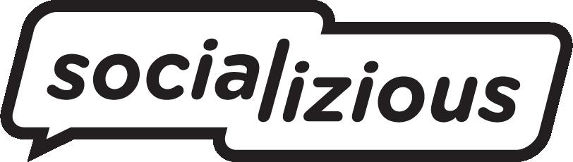 Logo Socializious - Lisa Roskam